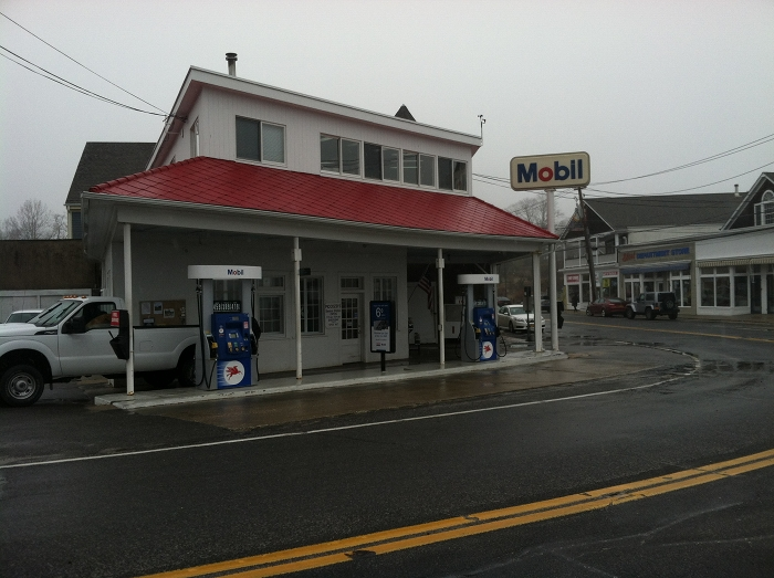 Shelter Island Gas Station